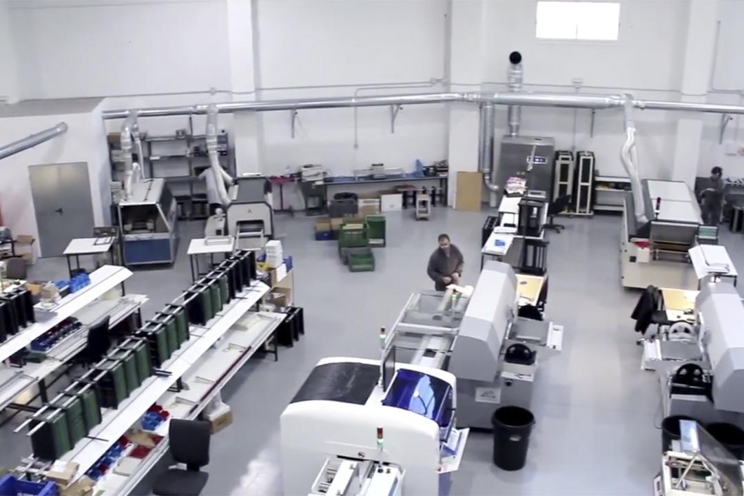 Fábrica Alcoelectro España